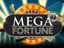 Тематикой игры Mega Fortune стала богатая жизнь