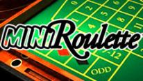 Онлайн автомат Mini Roulette в игровом казино GMS Deluxe